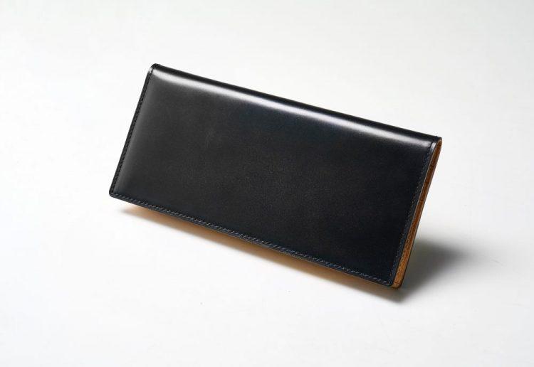 薄型長財布、革小物、プレリーギンザ