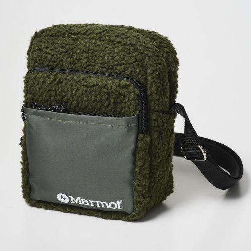 MonoMax モノマックス 付録 特別付録 marmot マーモット ショルダーバッグ お出かけバッグ コンパクトバッグ