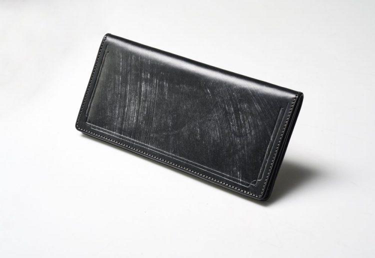 薄型長財布、革小物、デュアル
