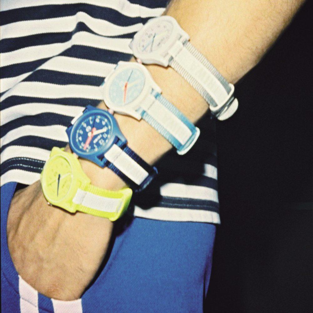 腕時計 コラボ スポーツ