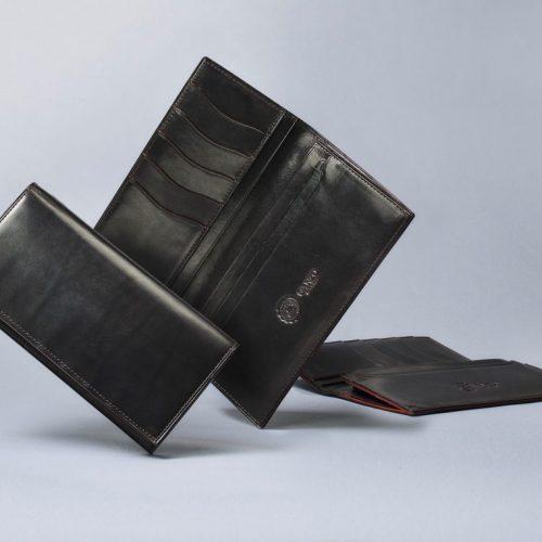 薄型長財布、革小物、ガンゾ、最優秀