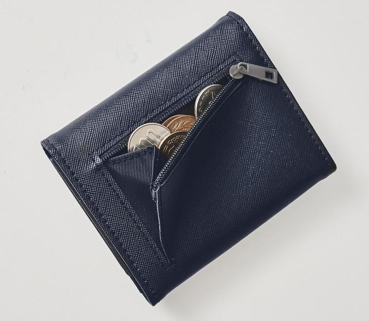 MonoMax3月号 ESTNATION エストネーション 蛇腹式ミニ財布
