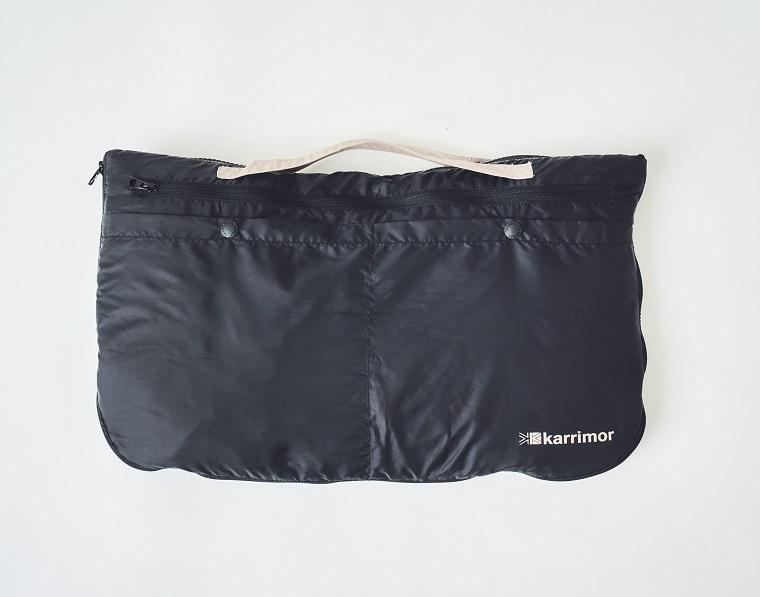 カリマー wander storage coat