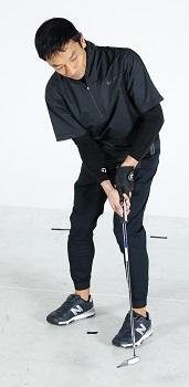ゴルフ パッティング