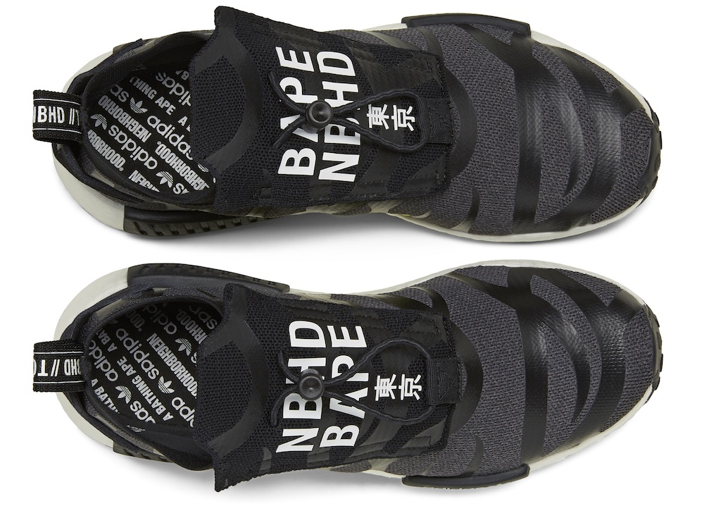 adidas Originals by A Bathing Ape® x Neighborhood