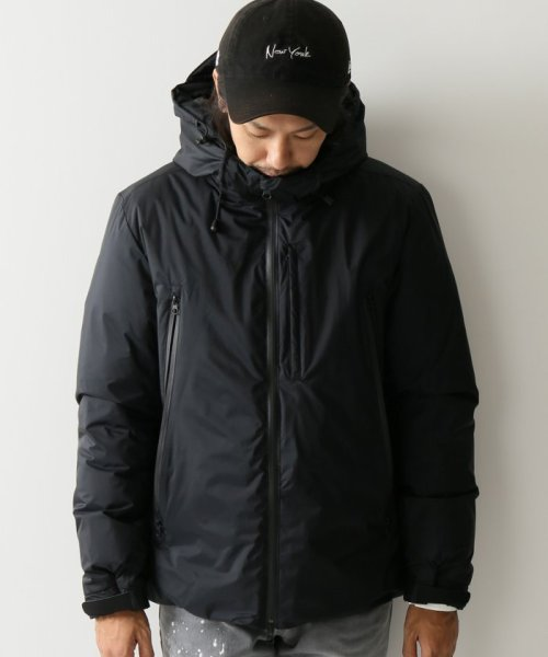 SHIGA DOWN NANGA×JOURNAL STANDARD relume AURORA JACKET