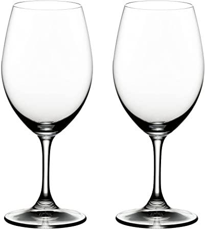 [正規品] RIEDEL リーデル 赤ワイングラス ペアセット オヴァチュア レッドワイン 350ml 6408/00