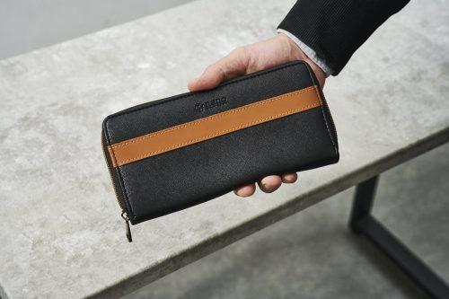 ナノ・ユニバース 大容量財布