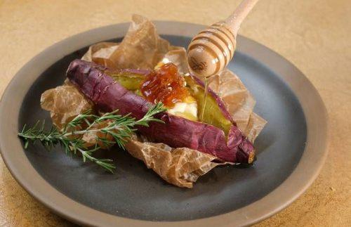 浪漫焼き芋 芋の巣, コムハニーバター焼き芋