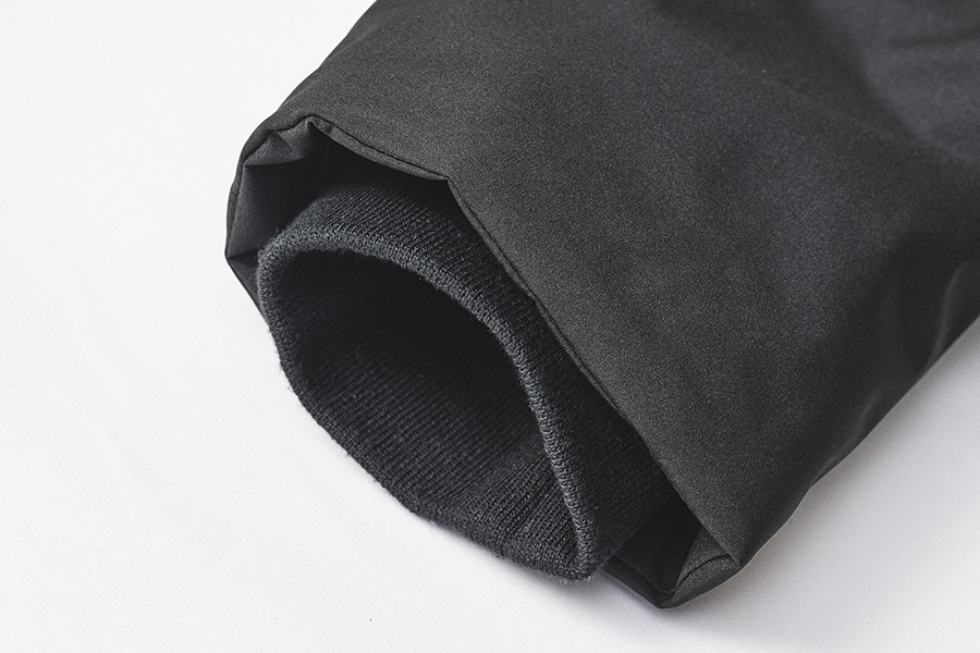 avail(アベイル)「TEX-TREME(テックストリーム)調温中綿ジャケット」袖リブ
