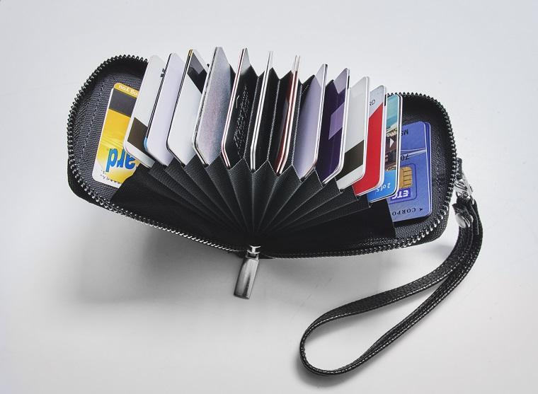 アーバンリサーチ じゃばら式ミニ財布