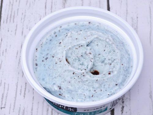 シャトレーゼ「DESSERT 氷 クリーム仕立て チョコミント」