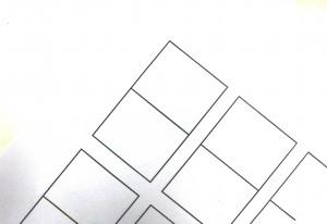 adidasラフ用紙