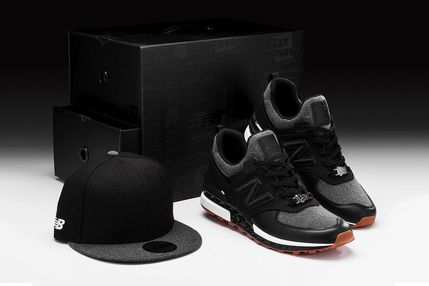 NEW ERA® x NEW BALANCE 574 SPORT (MS574NE)