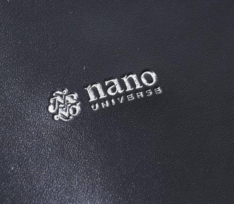MonoMax付録、ナノ・ユニバース、ショルダーバッグ