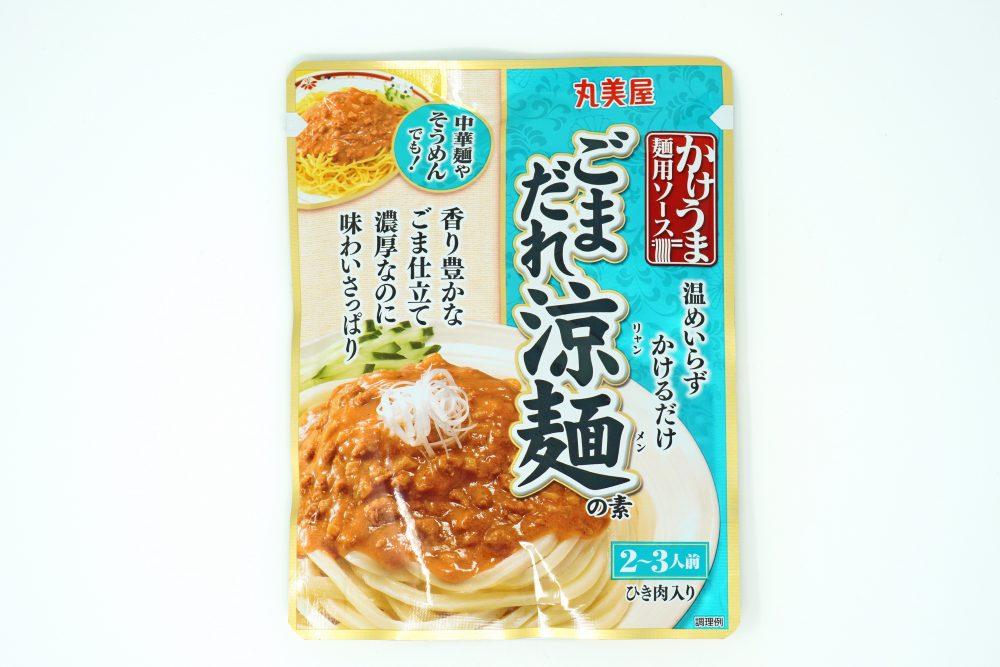 丸美屋 かけうま麺用ソース ごまだれ涼麺の素