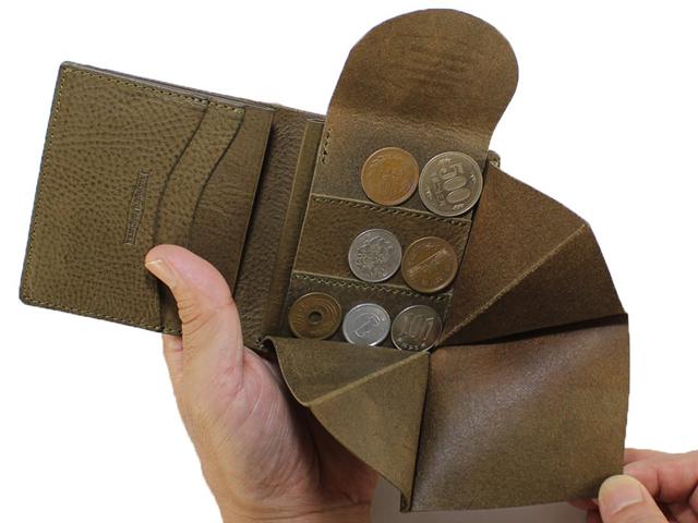 WAYWARD LEATHERS 超ミニ財布 ミニ財布 タナゴコロ TANAGOKORO ウェイワードレザーズ