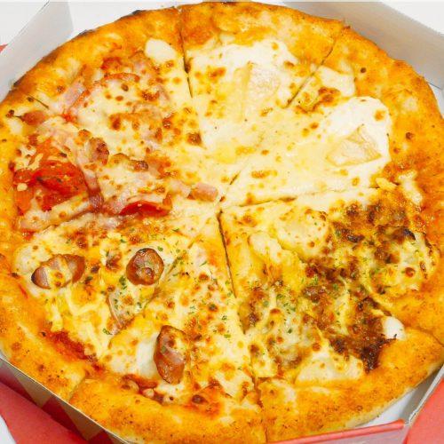 【食レポ】ハロウィン限定のピザがおいしすぎる!