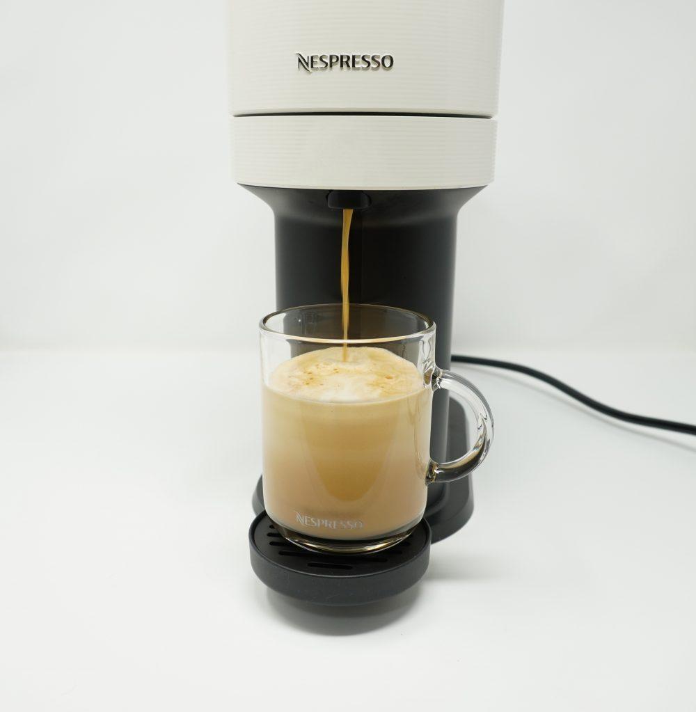 コーヒーメーカー「ヴァーチュオ ネクスト」