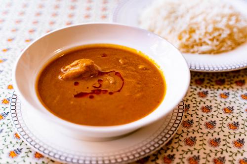 サフラン池袋 幻のインド料理
