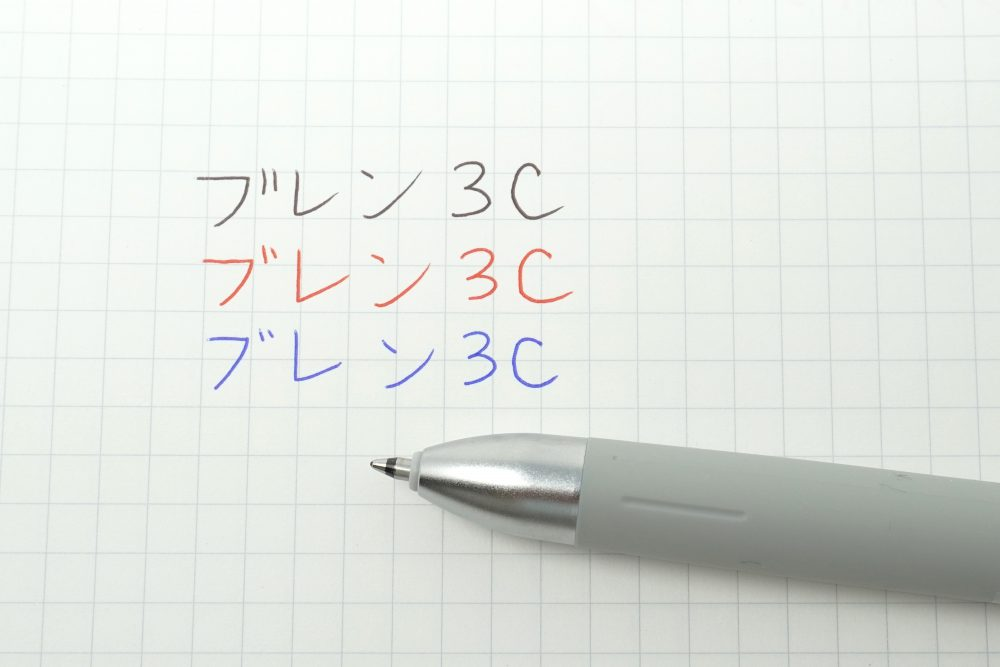 ゼブラ ブレン3C