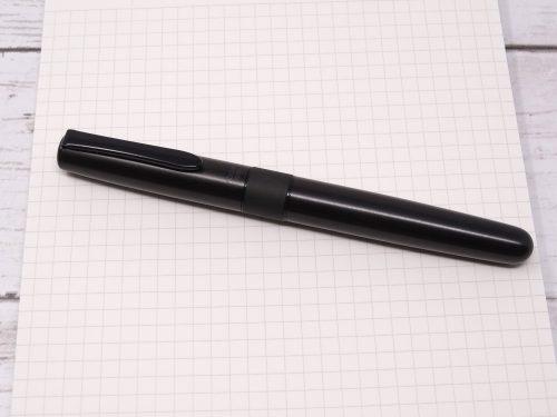 トンボ鉛筆/ZOOM505 META ヘアラインブラック