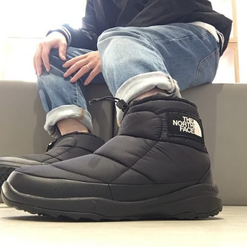 THE NORTH FACE×ATMOS LAB NUPTSE WP 5 SHORT