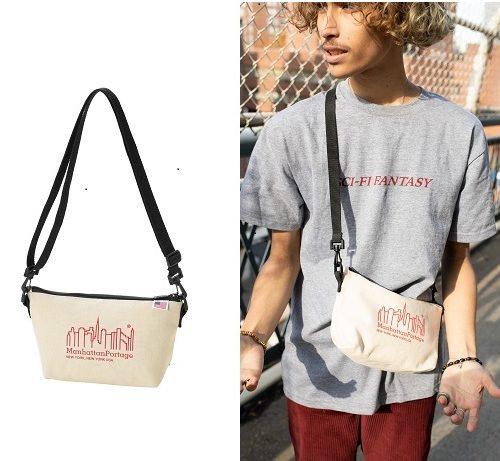 [PR]今シーズンもマンハッタンポーテージはイイ波乗ってます! 春夏ファッションに映えるバッグもビジネスライクなモデルもあり!