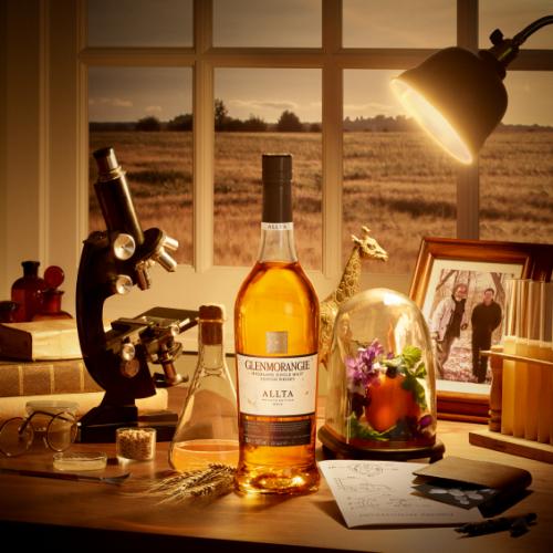 野生酵母が奏でる華やかなウイスキー「グレンモーレンジィ アルタ」が誕生!