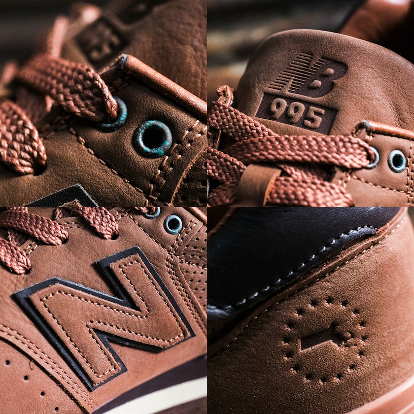 「Danner×new balance」AMERICAN PIONEER COLLECTION