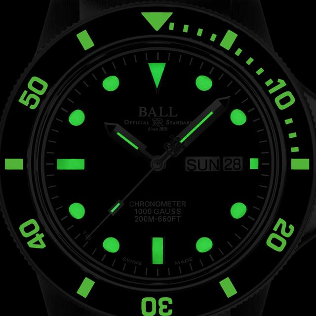 ボール ウォッチ BALLWATCH エンジニアハイドロカーボン オリジナル MonoMax モノマックス