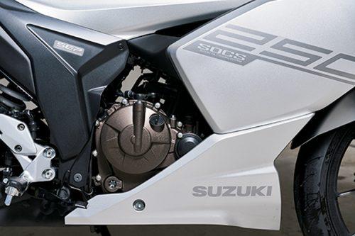 スズキ suzuki ジクサー gixxer ジクサーSF250 gixxersf250