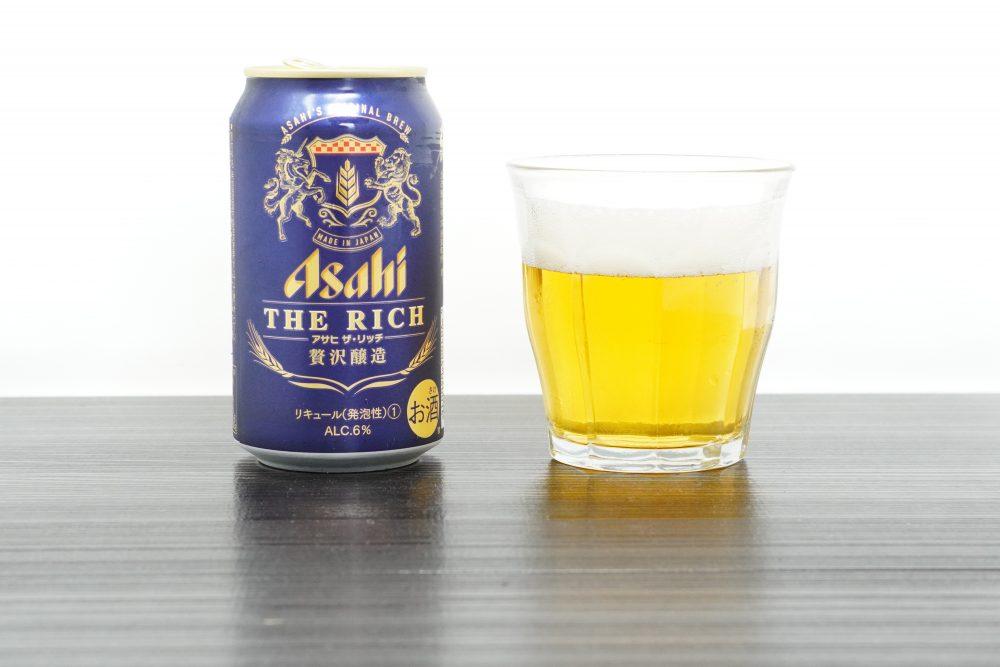 ビール市場で新しい大激戦の『新ジャンル』4選「アサヒ ザ・リッチ」