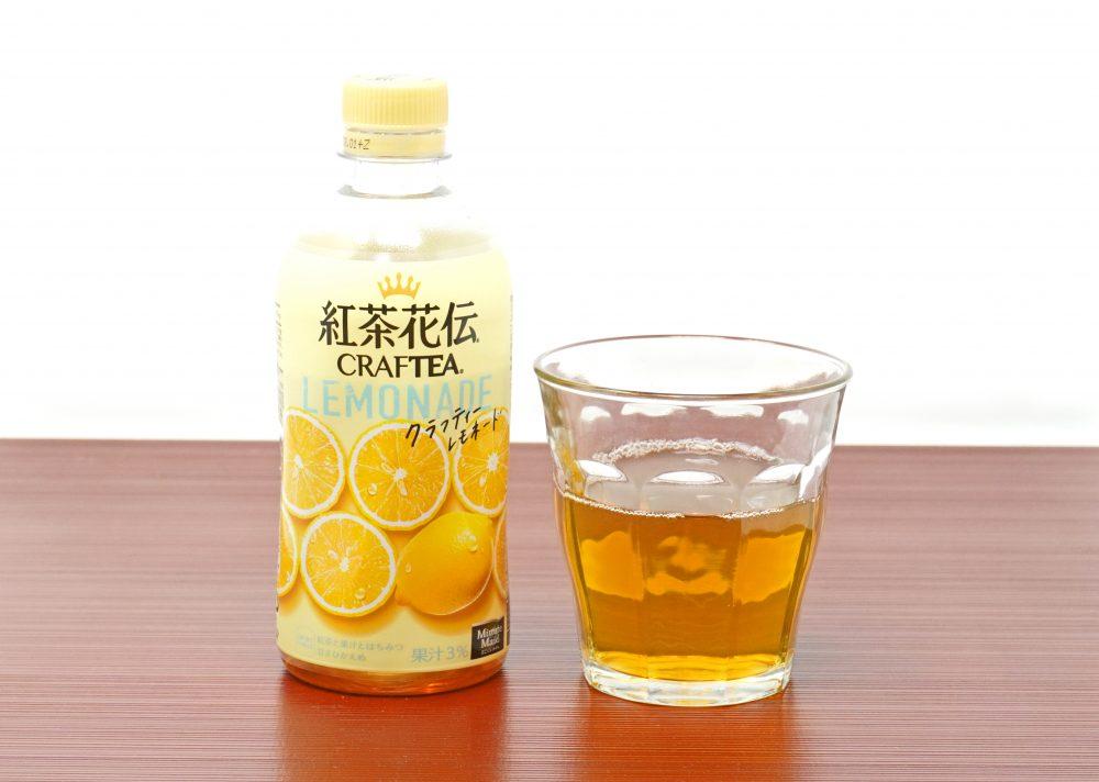 コカ・コーラ 紅茶花伝クラフティー レモネード
