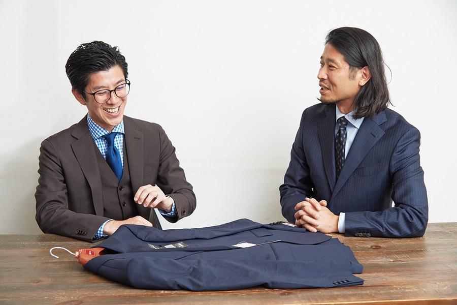 e7bb75b410 スーツにも造詣が深く、大人のコーディネートも得意。 栃木 今日僕らがチェックするこのスーツ、1万円台という ...