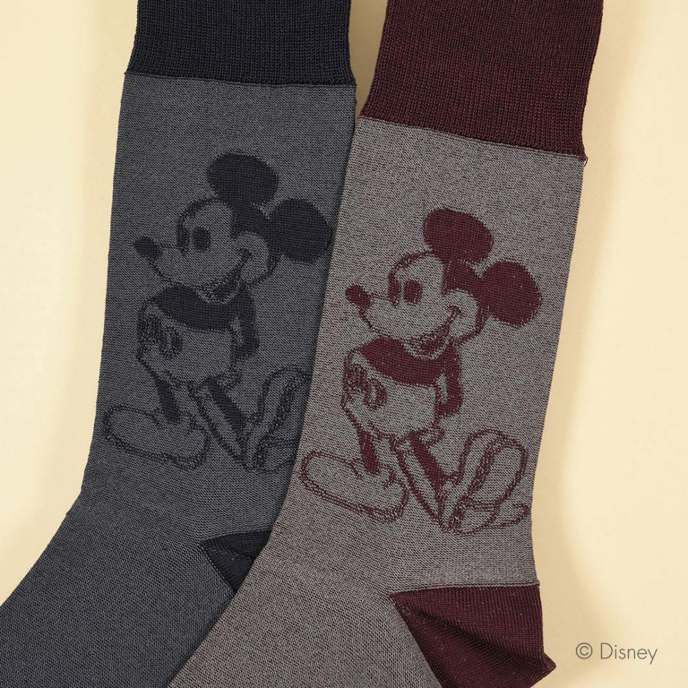 Disney デザインソックス