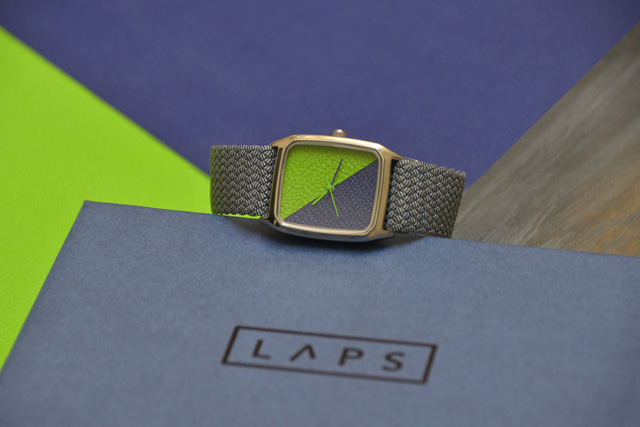 ラプス LAPS 時計
