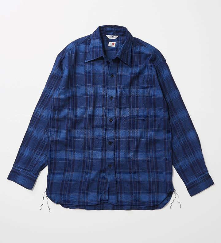 EDWIN FLANNEL SHIRTS