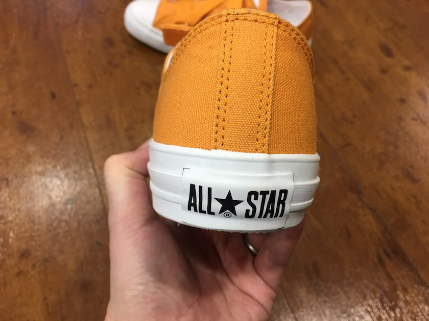コンバース ALL STAR STRAP OX