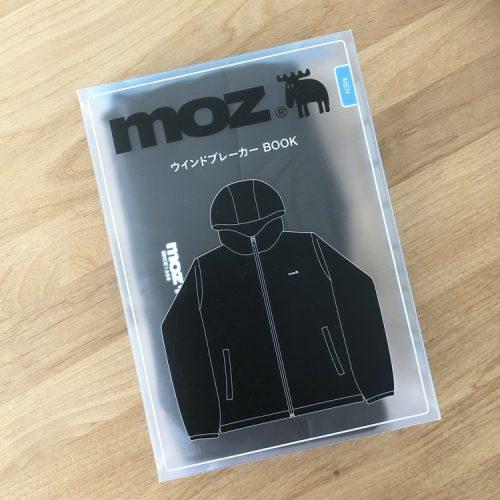 moz モズ monomax モノマックス ウインドブレーカー セブン限定