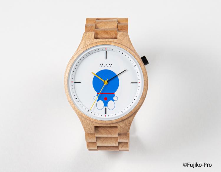 腕時計 ドラえもん 50周年 MAM マム