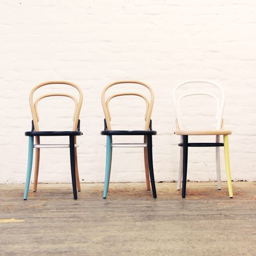 ル・コルビュジエが愛した最古の椅子、「トーネットチェア」が現代風にアレンジされて登場!