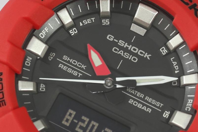 カシオ G-SHOCK GA-800