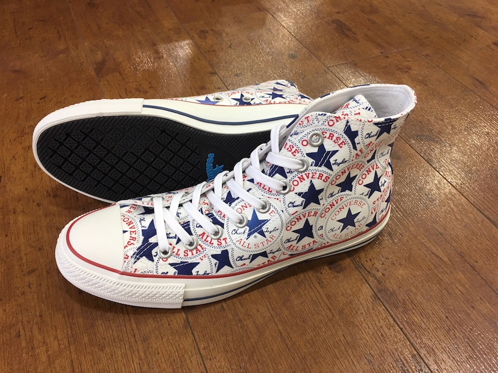 コンバース ALL STAR 100 MANYPATCH HI