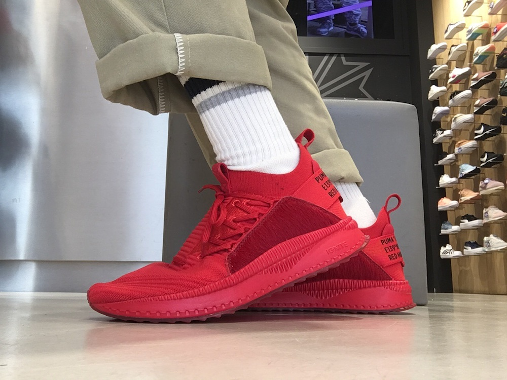 PUMA x atmos TSUGI JUN RED HORSEMAN