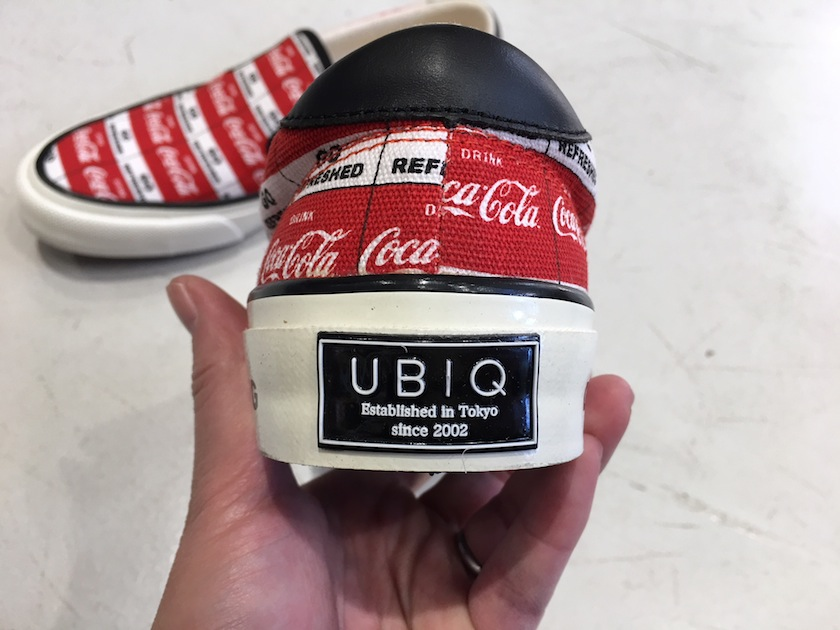 COCA-COLA by UBIQ HOGGE