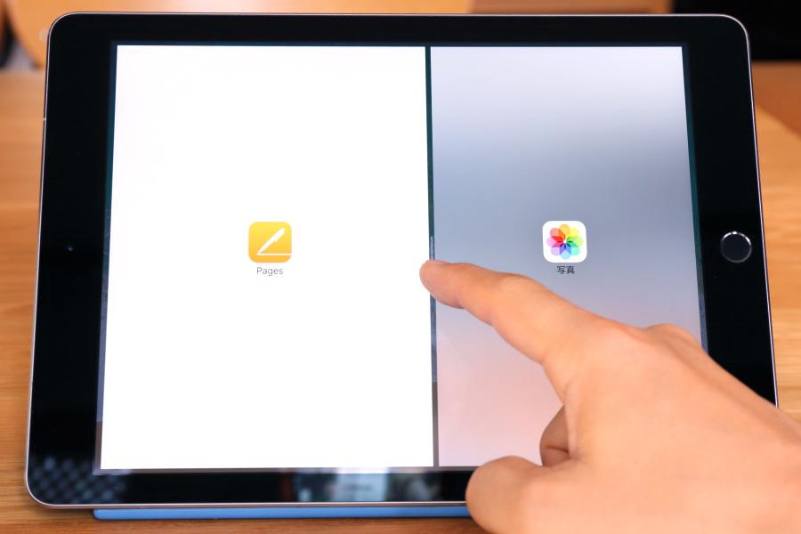 Apple「iPad Pro」はマルチタスキングができる