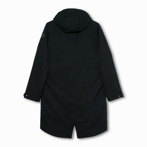 MIDWEIGHT SYNTHETIC INSULATED PARKA ブラック