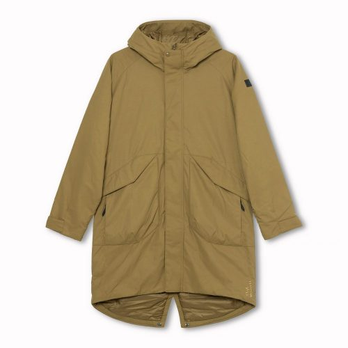 MIDWEIGHT SYNTHETIC INSULATED PARKA バターナッツ