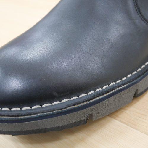 ランバンオンブルー ブーツ